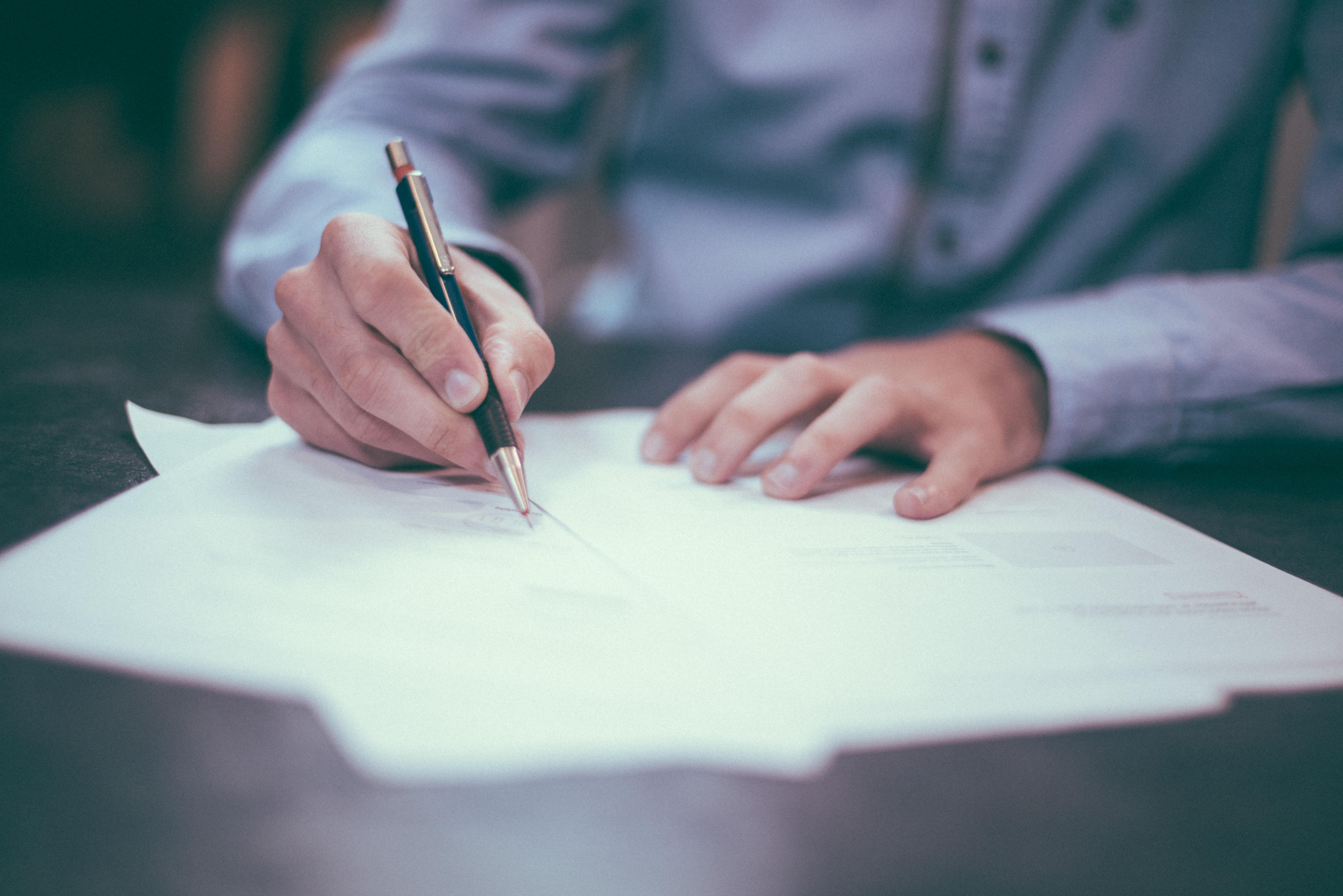 How to write a good CV